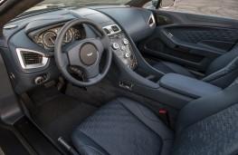 Aston Martin Vanquish Zagato Volante, 2017, interior