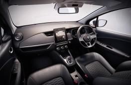 Renault ZOE, 2019, interior