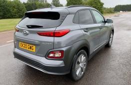 Hyundai Kona Electric, 2020, tail