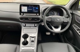 Hyundai Kona Electric, 2020, interior