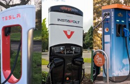 EV charging networks, 2020, Zap-MAP ranking
