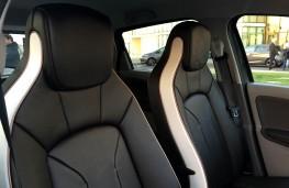 Renault Zoe, 2017, front seats