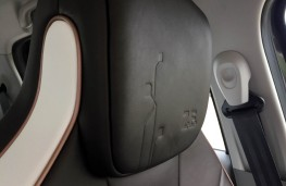 Renault Zoe, 2017, head rest