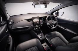 Renault ZOE e-sport concept, 2017, interior