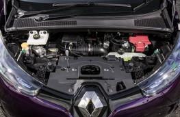 Renault Zoe, 2018, motor