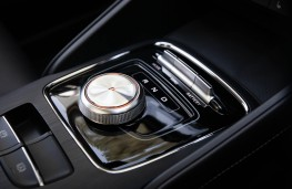 MG ZS EV, 2019, gear shift