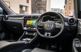 MGZS EV, 2020, interior