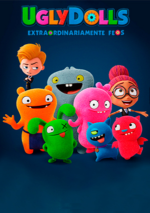 Experiencias   ugly dolls   300x425