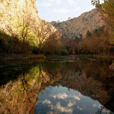 Parque natural monasterio de piedra 400x400