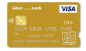 Tarjeta liberbank visa