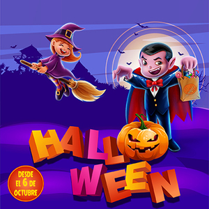 Mundomar halloween 2018