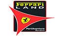 Logo ferrari land 125