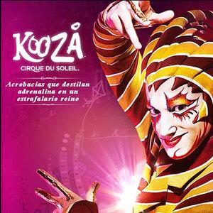 Circo del sol kooza