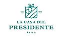 La casa del presidente logo
