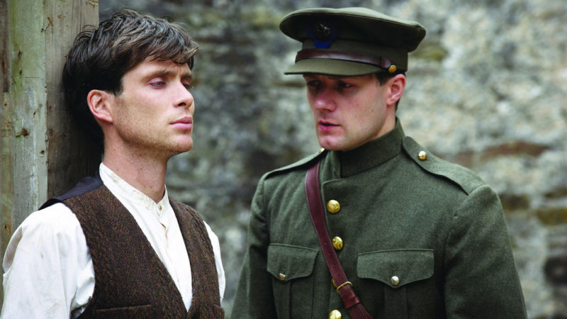 Ken Loach brought us to the Irish War of Independence in: