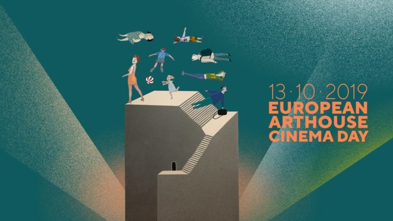 Who organises the European Arthouse Cinema Day every year in October?