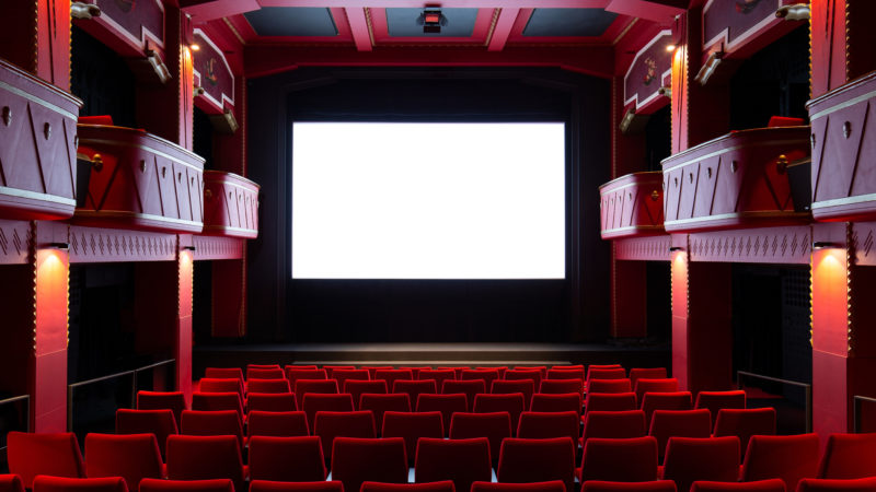 How many cinemas are supported by Creative Europe MEDIA?