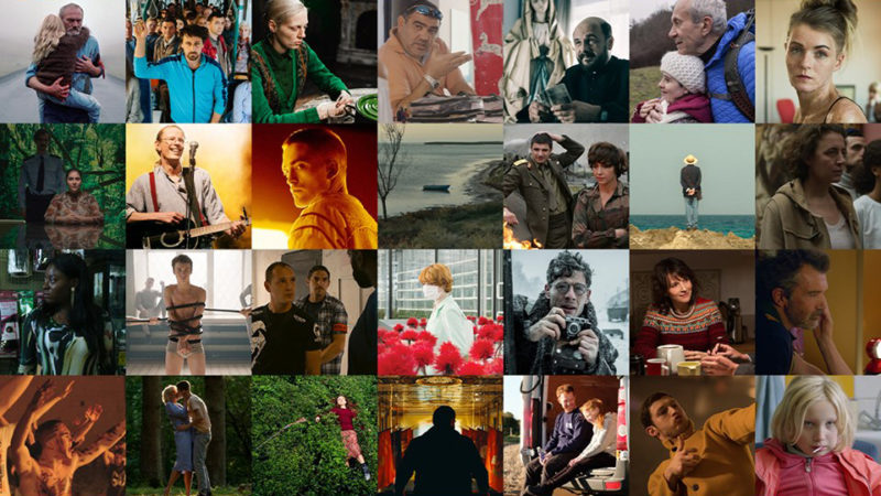 Within the 2019 EFA Feature Film Selection, how many films are directed by women?