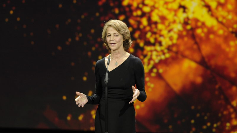 How many European Film Awards has Charlotte Rampling received so far?