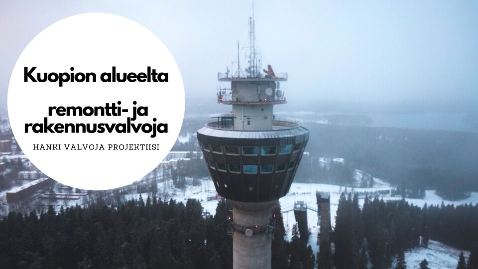 Kuopion alueen remontti- ja rakennusvalvonta