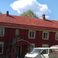Uusi Hansa Oy - Vanhapuoli, Uudistettu tiilikatto.jpg