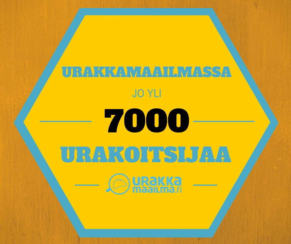 Suomen rakennusliikkeet yhdestä paikasta