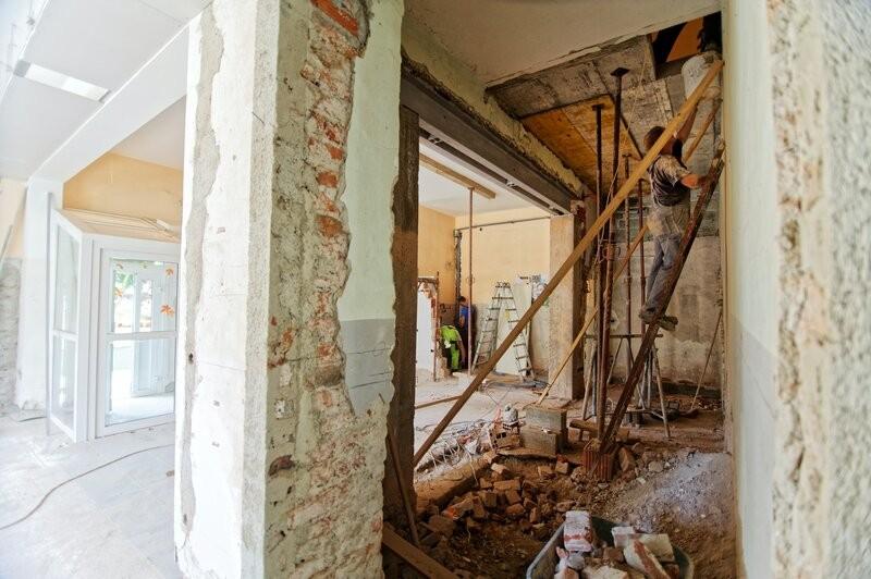 vanhan talon saneeraus