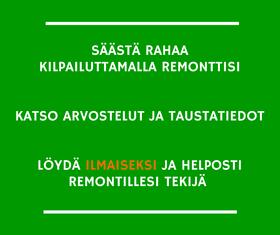 pihakivetyksen asentaminen Helsinki