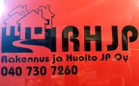 Rakennus ja Huolto JP Oy