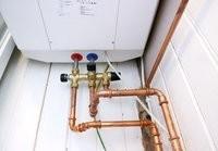Lämminvesivaraajaremontti