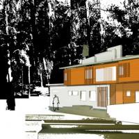 Toimenpideluvat, Aito Arkkitehtuuritoimisto Oy - Villa Teir_talon laajennus katolle.jpg