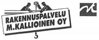 Rakennuspalvelu M. Kallioinen Oy