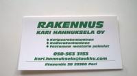 Rakennus Kari Hannuksela Oy