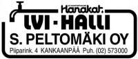 LVI-Halli S.Peltomäki Oy