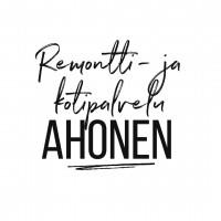 Remontti- ja kotipalvelu Ahonen Oy