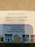 Oy Gary Star Ltd