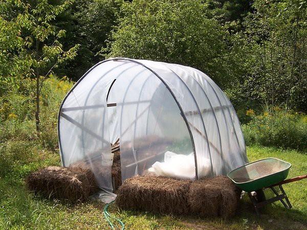 Kasvihuoneen rakentaminen