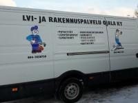 LVI- ja Rakennuspalvelu Ojala Ky