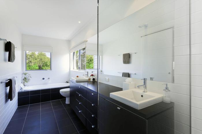 Sisustus kylpyhuonemateriaalit