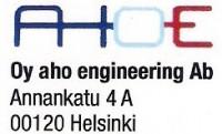 Aho engineers Oy