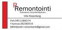 R.Remontointi