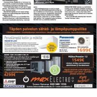 Maxelectro OY - mainos maxelectro .jpg