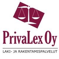 Laki- ja rakentamispalvelut PrivaLex Oy