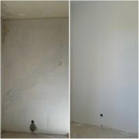 Tammijuuri - Seinän tasoitus.jpg