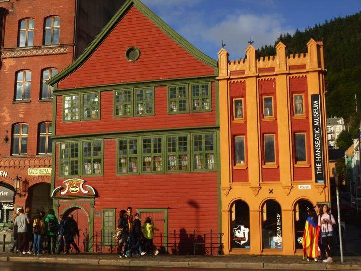 Bergen Hanseatisches Museum © Claudia Kugelmann