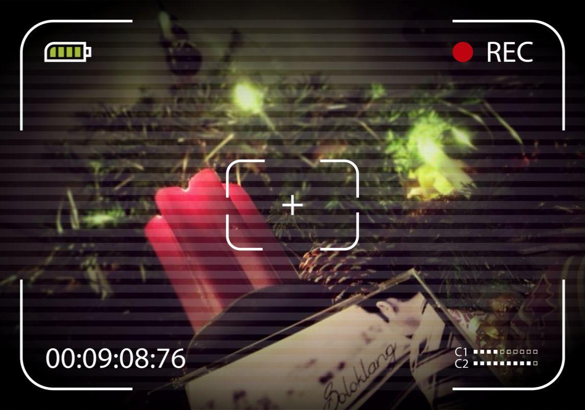 """""""Von Weihnacht zu Weihnacht"""" (Weihnachtsgruß 2015)"""