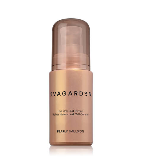 Evagarden make up illuminante viso pearly emulsion