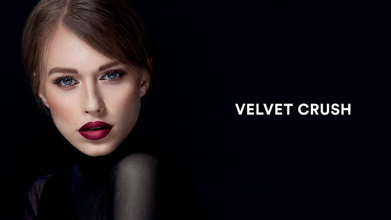 Velvet crsuh