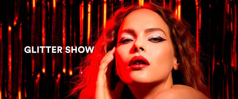 Glitter show