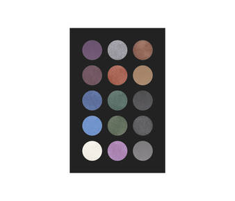 1 eye shadow palette 15 col 30